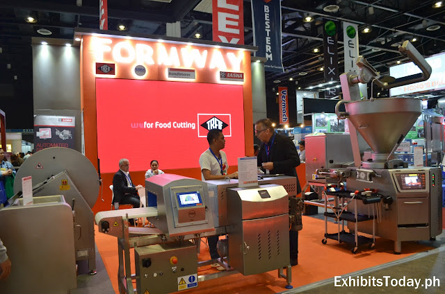 Formway Exhibition Booth