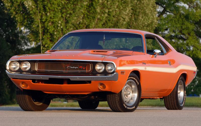 Dodge Challenger Antigo V8 >> Mundo Automotivo: Motores V8
