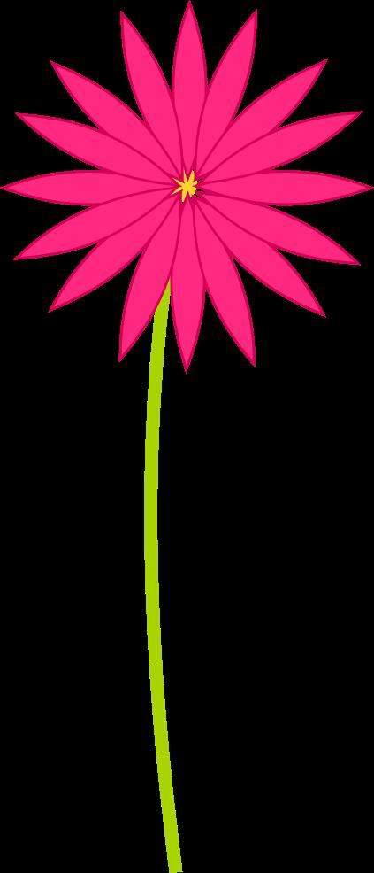 free scrapbook flower clipart - photo #37