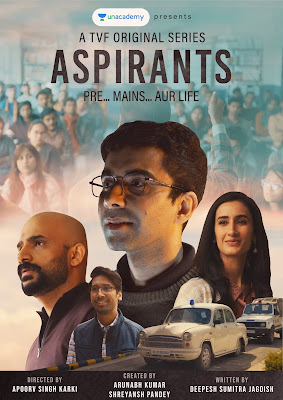 Aspirants (2021) Season 01 Hindi Complete WEB Series 720p HDRip ESub x265 HEVC