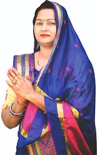 #JaunpurLive : भाजपा ने नीलम पाल को धर्मापुर से प्रमुख पद का घोषित किया प्रत्याशी
