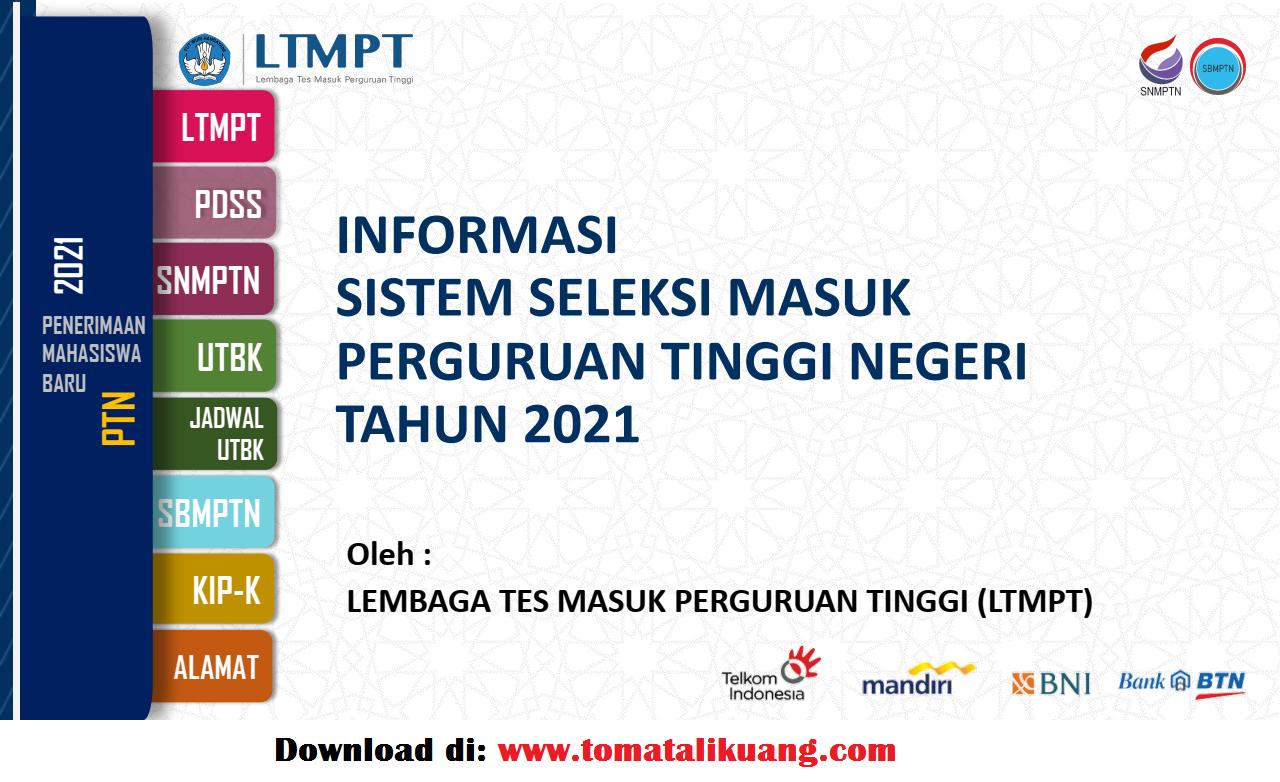 Download Info Pelaksanaan Snmptn Utbk Dan Sbmptn Tahun 2021 Pdf Resmi Dari Ltmpt Ltmpt Ac Id Tomatalikuang Com Berita Pendidikan Terbaru