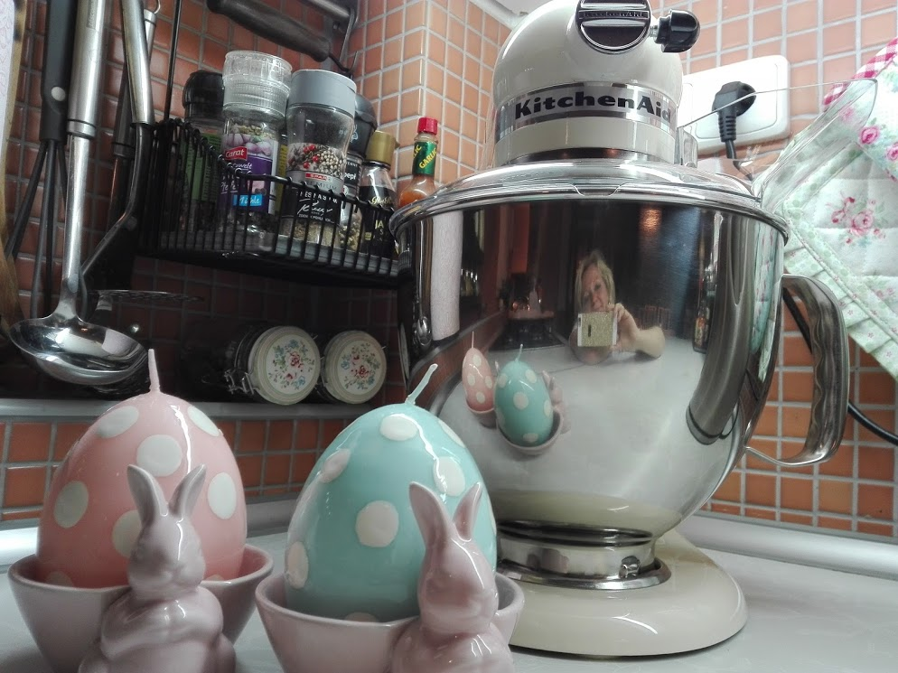 KITCHENAID ,MOJE PRAVÁ RUKA