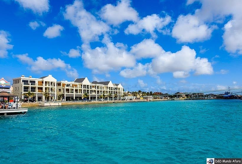 Krajendijk - o que fazer em Bonaire