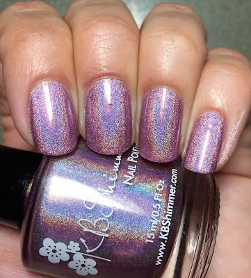 KBShimmer Spring 2016; Peony Pincher