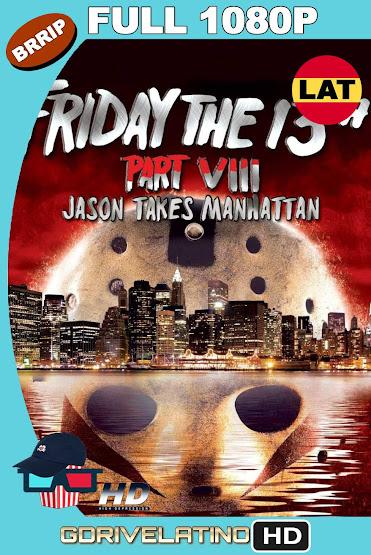 Viernes 13 Parte 8: Jason Toma Manhattan (1989) BRRip 1080p Latino-Ingles MKV