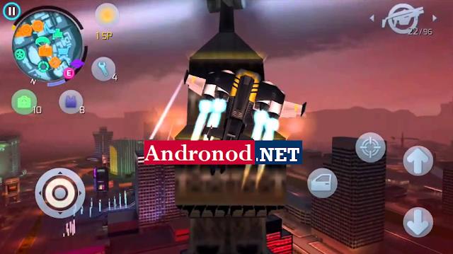 Gangstar Vegas v3.1.0r Mod Apk Data Android (Unlimited Money)