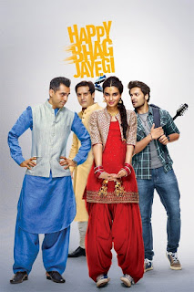 Happy Bhaag Jayegi 2016 Download in 720p WEBRip