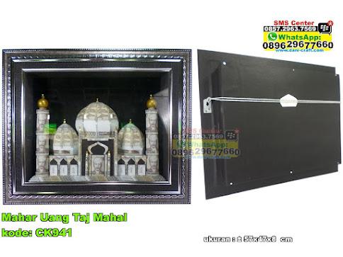 Mahar Uang Taj Mahal