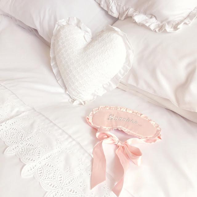 Bedroom Details, Primark White Lace Bed Linen   Love, Catherine