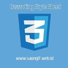 Tutorial CSS #2 - Elemen Id dan Class Selector
