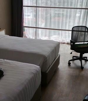 Kamar Hotel Horison Tasikmalaya