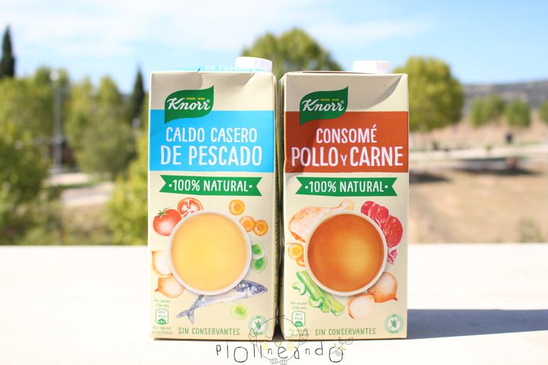 Caldos Knorr