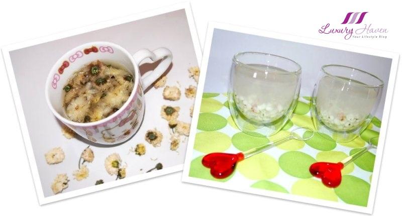 chinese remedy barley chrysanthemum health
