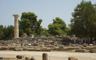 Λιποθυμίες επισκεπτών στην αρχαία Ολυμπία