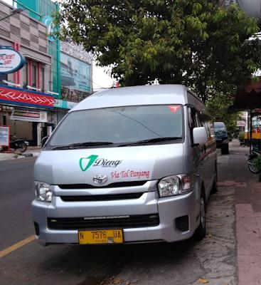 Travel Dieng Jogja