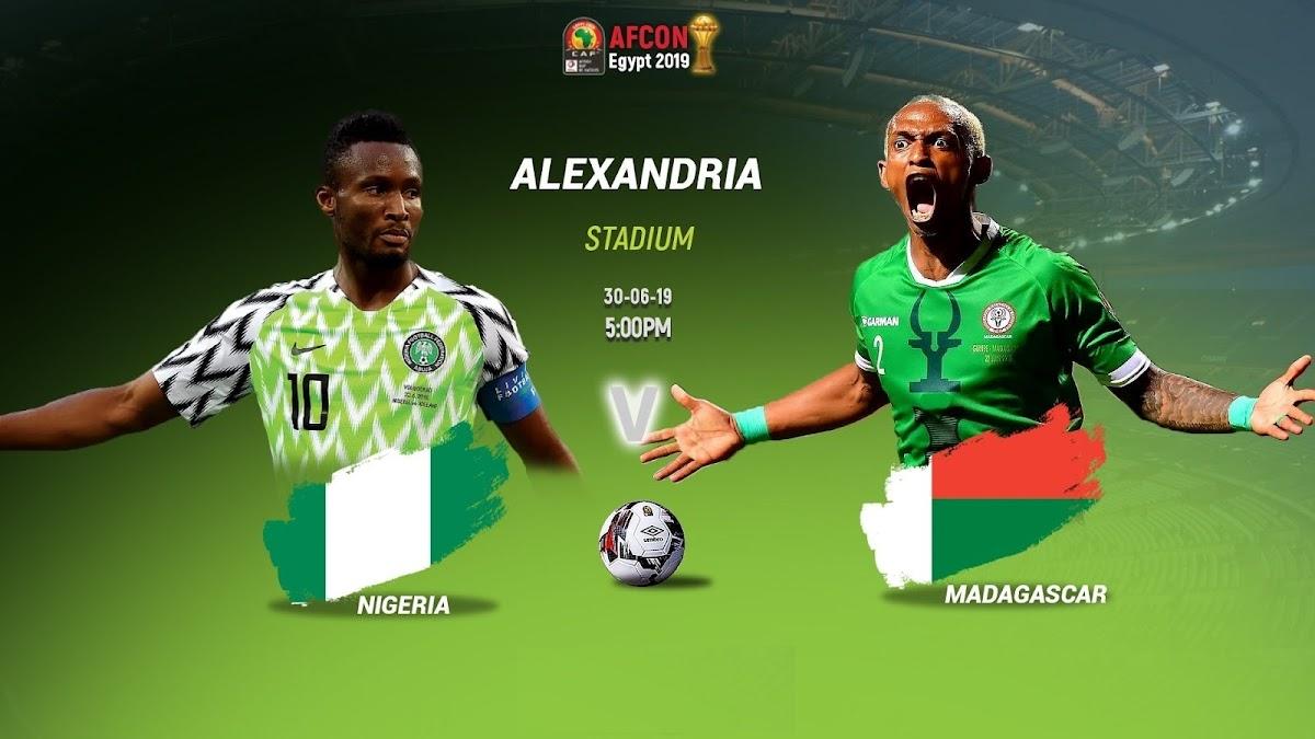 مشاهدة مباراة مدغشقر و نيجيريا 30-06-2019 كأس أمم إفريقيا