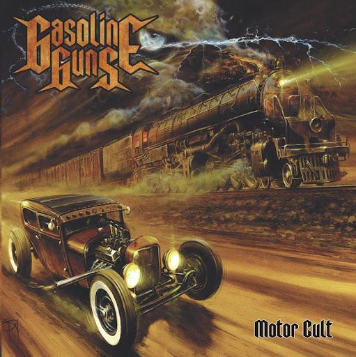 """GASOLINE GUNS - """"MOTOR CULT"""""""