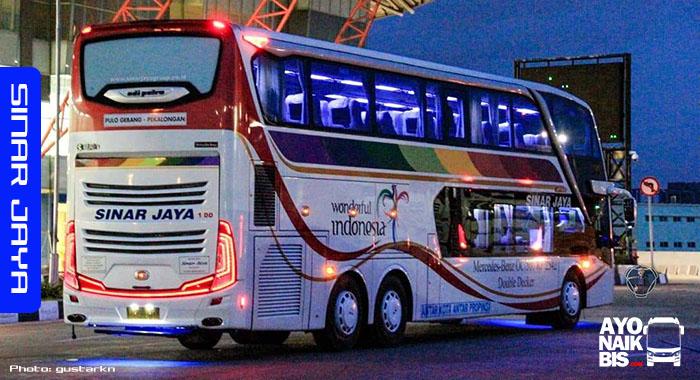 Agen Bus Sinar Jaya