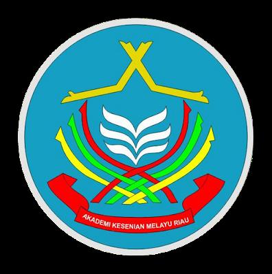 Download Logo Akademi Kesenian Melayu Riau PNG Lambang Kampus AKM