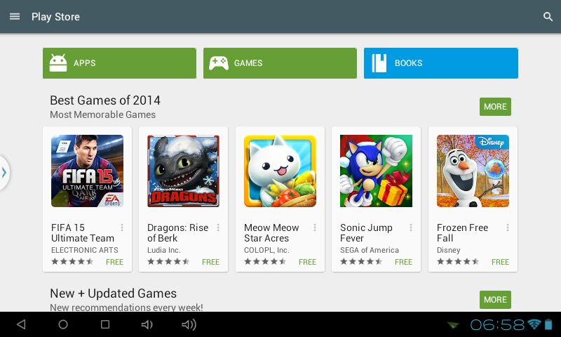 Google Play Store 5.1.11
