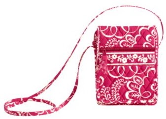 Vera Bradley All In One Crobbody Iphone