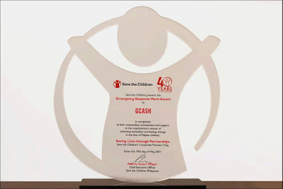 GCash Award