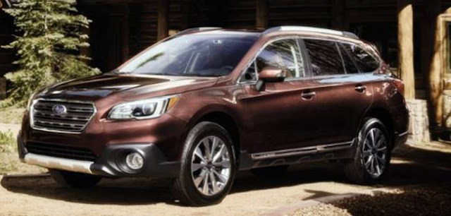 2018 subaru outback changes rotors review release date