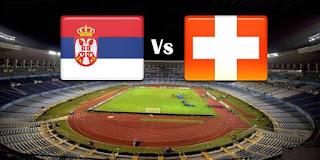شاهد مباراة سويسرا وصربيا بث مباشر علي اليوتيوب  World cup Match] Serbia Vs Switzerla