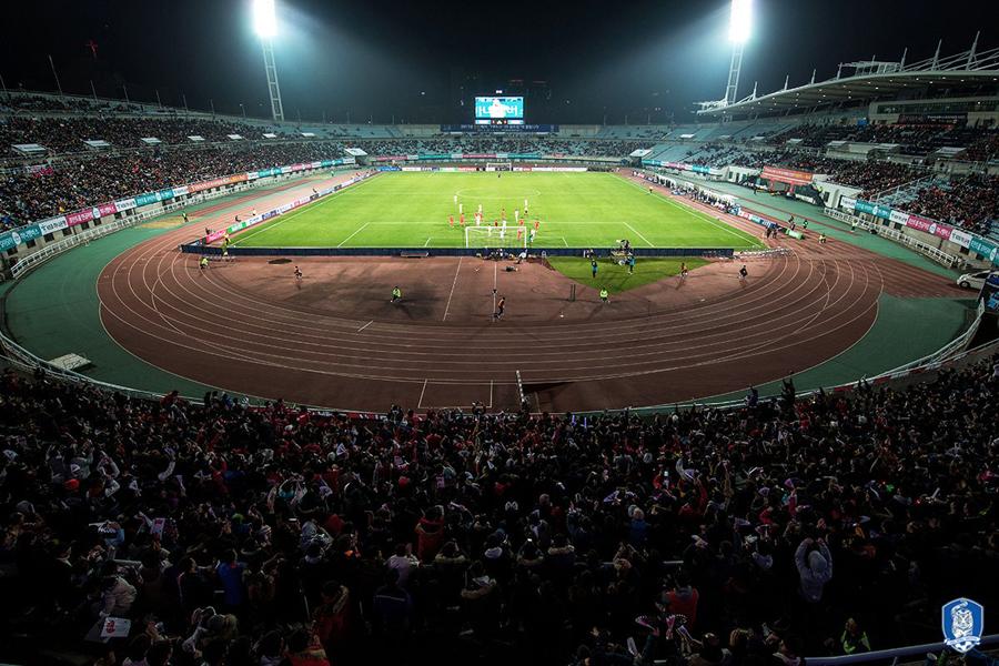 cheonan guida stadi mondiali under 20 corea italia