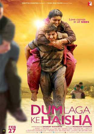 Dum Laga Ke Haisha 2015 Full Hindi Movie Download BRRip 720p