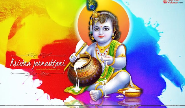 Janmashtami photos and wallpaper 2018