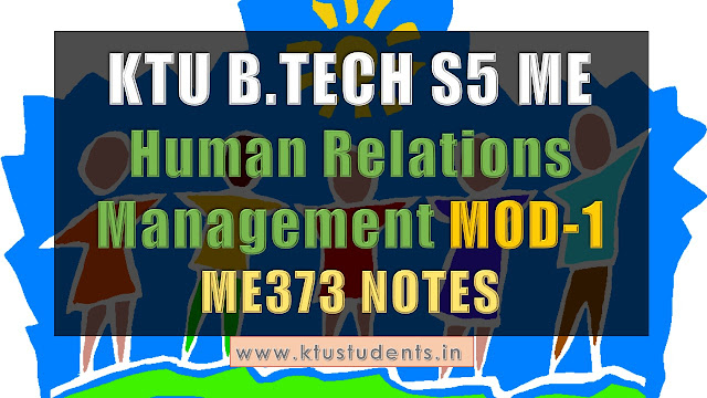 ktu mechanical s5 notes