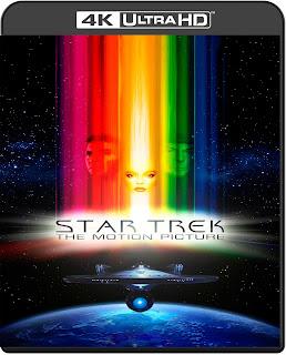 Star Trek: The Motion Picture [1979] [UHD] [Castellano]