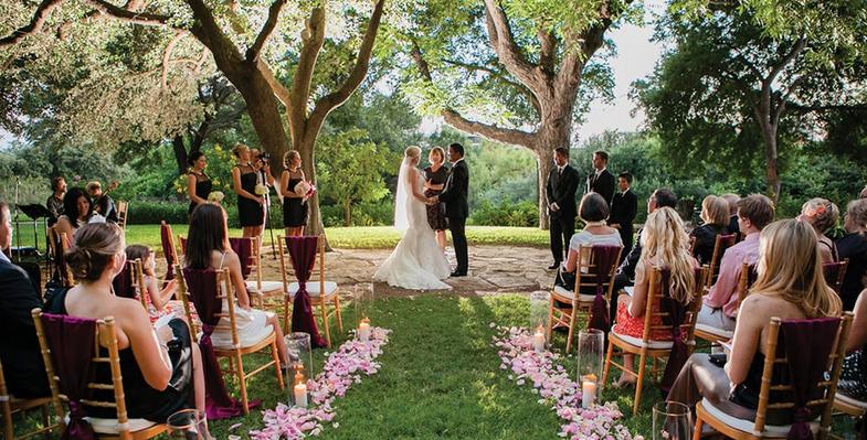 Virginia Wedding Venues Outside Leave Historic Mcfarland House