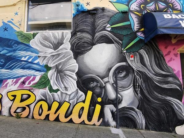 Street Art in Bondi by Alex Lehours