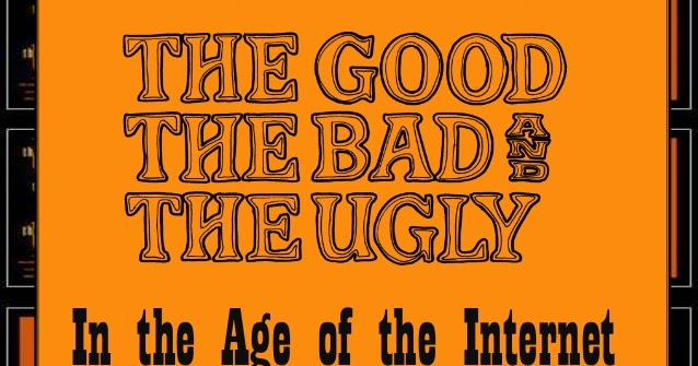 internet good or bad I think the internet is something that we have to know, and we should know what is good and bad for us, and keep ourselves away from what can damage ourselves in any way.