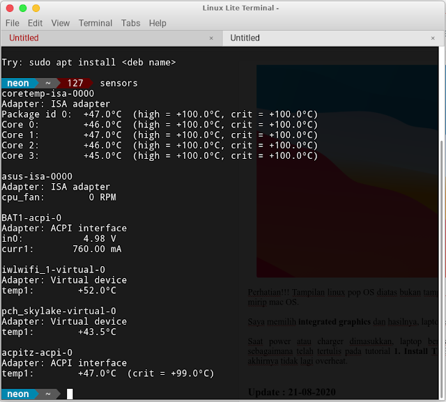 overheat linux, overheat linux rog asus, overheat linux ubuntu, how to fix overhat linux