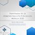 Panorama de la Administración Pública en México 2020