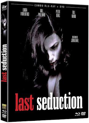 Last Seduction Blu-ray CINEBLOGYWOOD