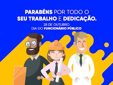 28/10 * Dia do Funcionário Público