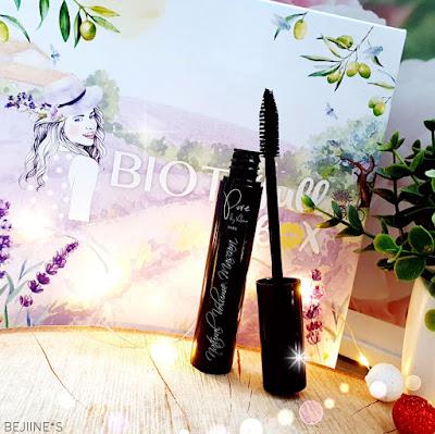 Mascara Pure by Valérie - Biotyfull Box Mai Provençal