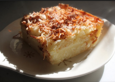 kue khas, jajan pasar, kue pasar, wingko, wingko babat, resep masakan, resep makanan, Indonesia, kelapa
