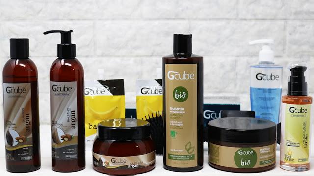 Prodotti per capelli di Gcube