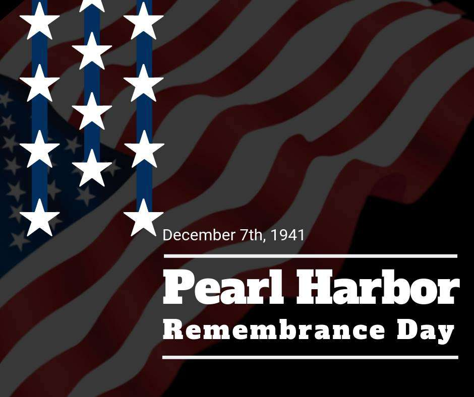 National Pearl Harbor Day of Remembrance Wishes Awesome Picture