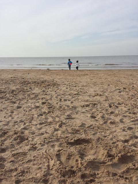 Beach Day - New Brighton