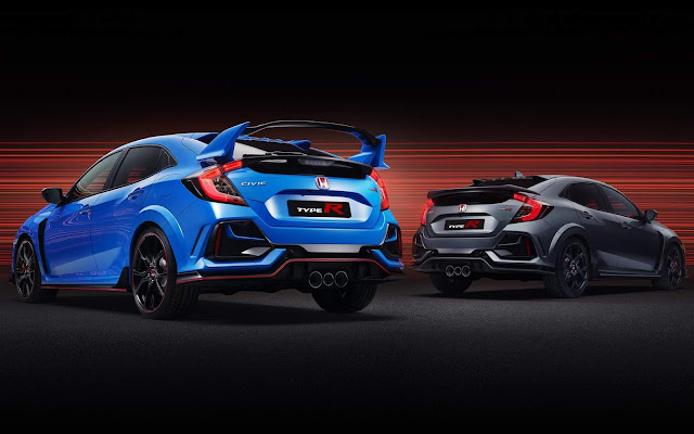 Novo Honda Civic Type R 2020