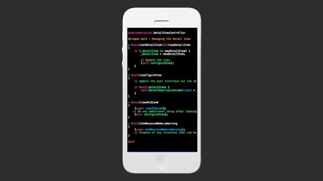 Chia sẻ khóa học lập trình IOS với Objective-C
