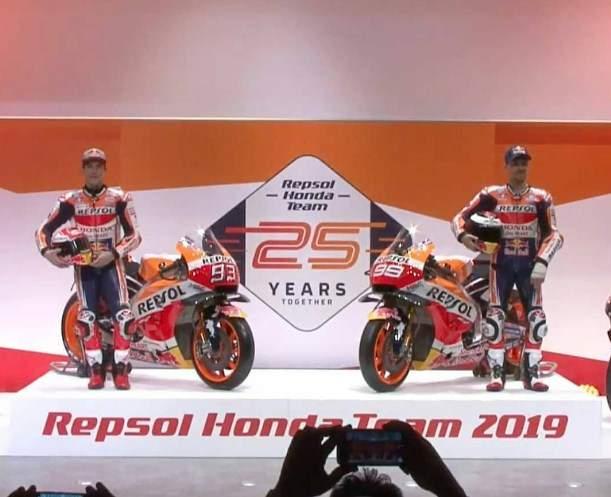 Livery Repsol Honda Motogp 2019