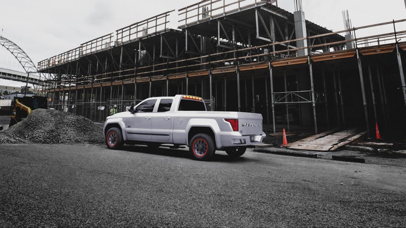 Workhorse PHEV W-15 Pickup - MS+ BLOG
